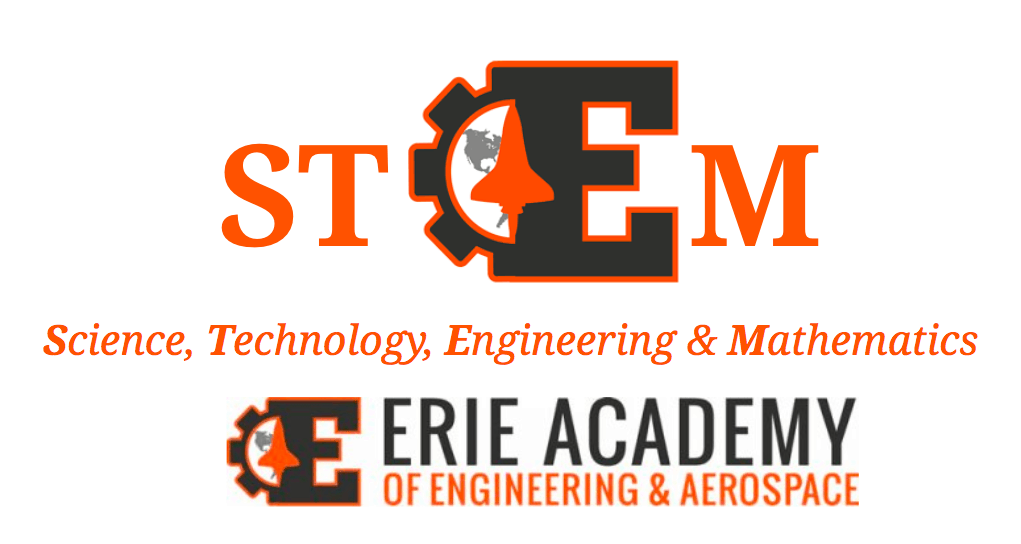 EHS STEM and Academy Logos