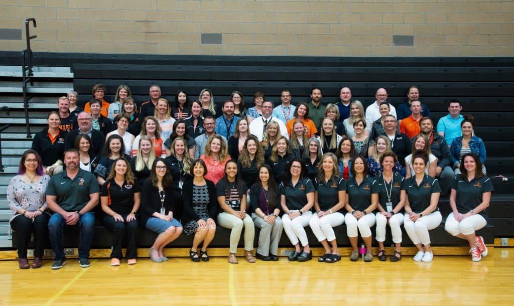 Erie High School Staff